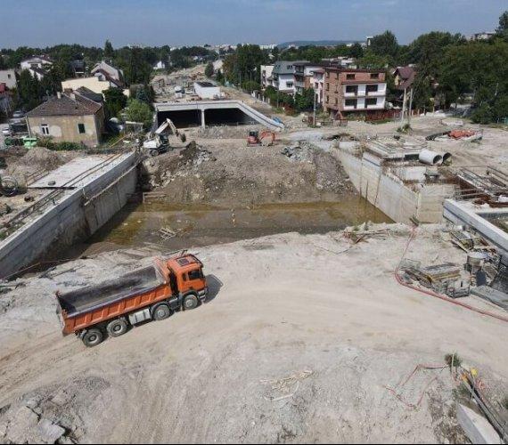 Kraków: budowa Trasy Łagiewnickiej znów się opóźni?