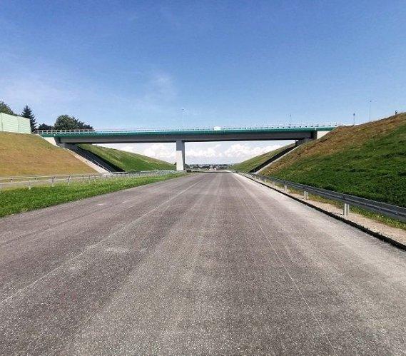 S7 Szczepanowice–Widoma: kończy się budowa obiektów mostowych