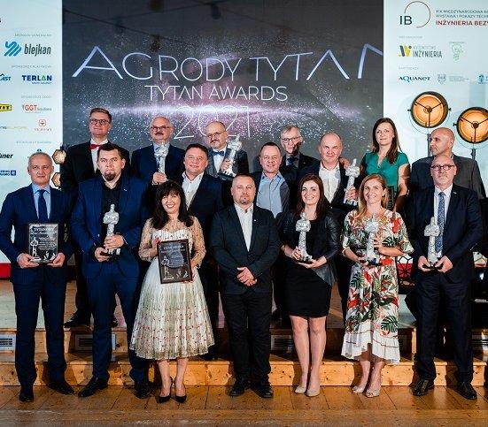Nagrody TYTAN 2021 rozdane!