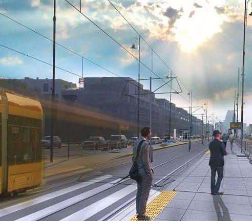 Warszawa: kto zbuduje trasę tramwajową do Wilanowa?