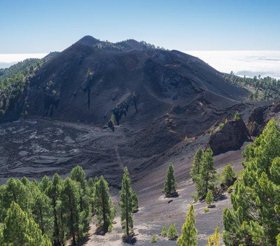 Wybuch wulkanu na Wyspach Kanaryjskich
