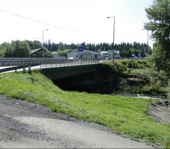 Przetarg na budowę mostu na granicy polsko-słowackiej