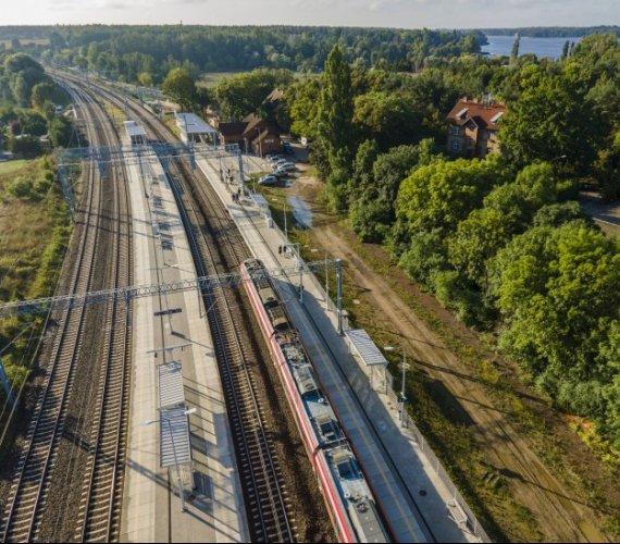 Pod linią kolejową Poznań–Szczecin w Kiekrzu powstanie przejście pod torami