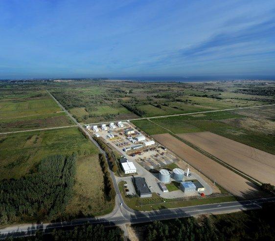 PGNiG rozbudował podziemny magazyn gazu w Kosakowie