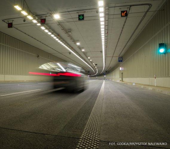 Tunel pod Ursynowem: trwają odbiory wentylacji