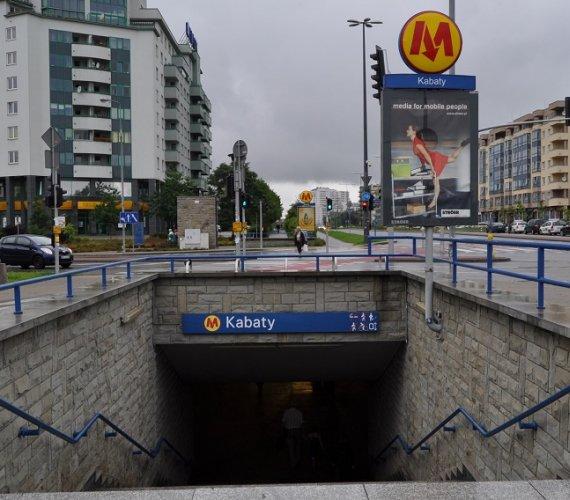 Remonty elementów infrastruktury warszawskiego metra