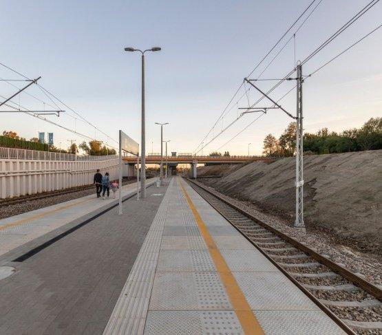 Wiadukt na torami kolejowymi w Radomiu już otwarty