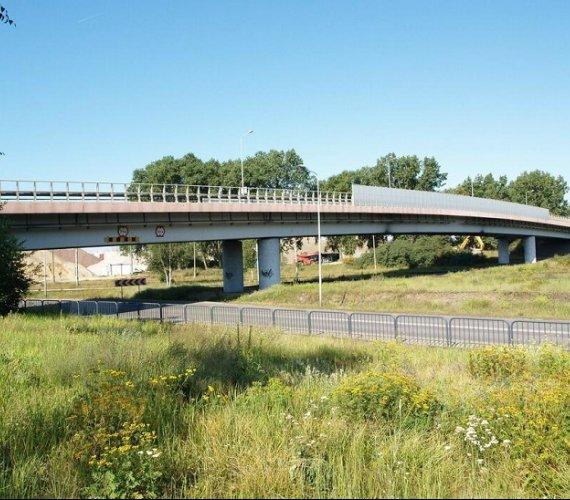 Remont wiaduktu w Gdańsku