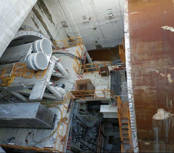 Świnoujście: roboty tunelowe i mostowe