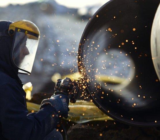 Złoty spaw na połączeniu gazowym Polski i Litwy