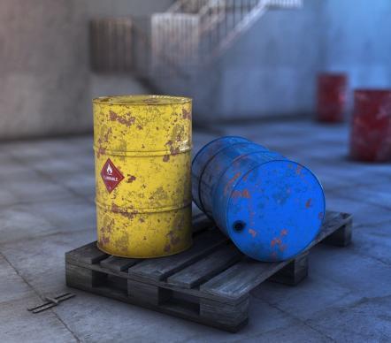Konflikt w Syrii: walka o naftę