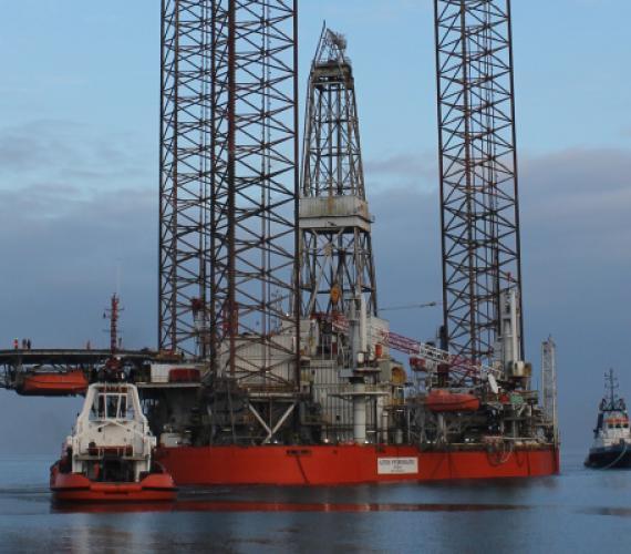 Platforma Lotos Petrobaltic. Fot. MARS Shipyards&Offshore