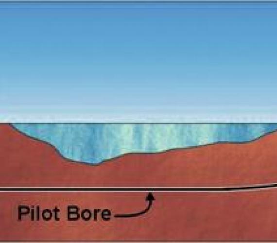 Numeryczna charakterystyka podnoszenia powierzchni, towarzyszącego poziomym wierceniom kierunkowym