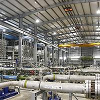 Hyflux zbuduje nową stację odsalania w Singapurze