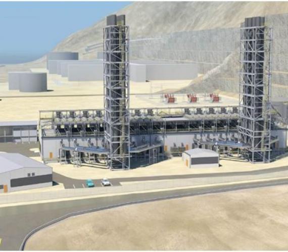 W Omanie powstanie elektrownia wyspowa o mocy 120 MW