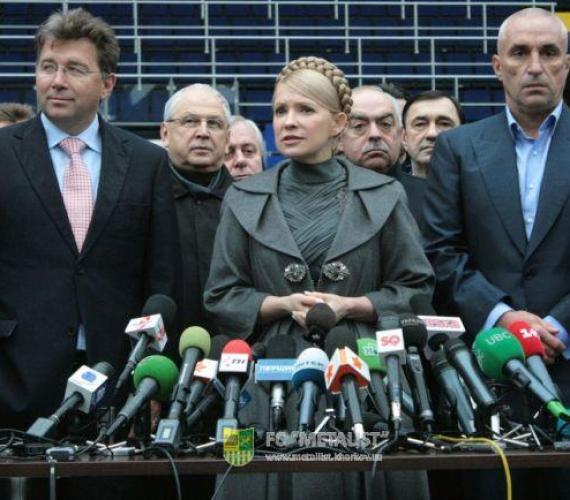 Otwarcie stadionu w Charkowie. Fot. www.metallist.kharkov.ua