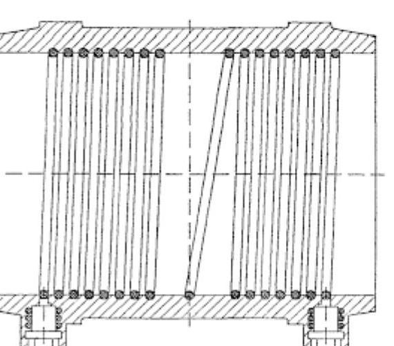 Rys. D.8 - Typowa kształtka elektrooporowa