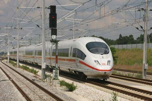 Pociąg na trasie Monachium - Norymberga / Fot. DB