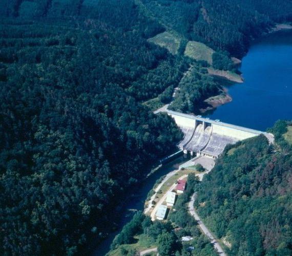 Hydroelektrownia Mohelno. Fot. CEZ