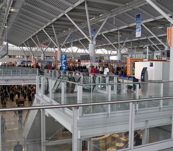 Lotnisko Chopina w Warszawie. Fot. inzynieria.com