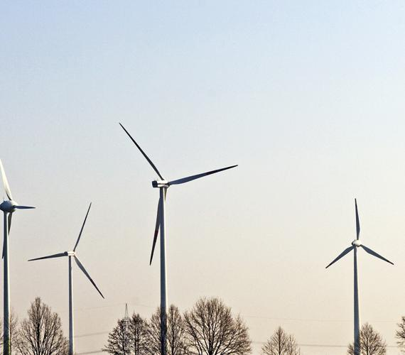 TYLKO U NAS: Posadowienia elektrowni wiatrowych
