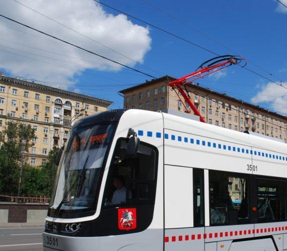 Pesa dostarczy do Kijowa 10 tramwajów