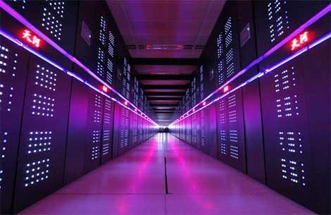 Lista 30 najwydajniejszych komputerów świata 2013