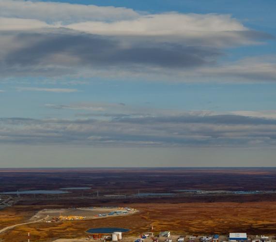 Rosyjskie złoże Wschodniomiessojachskie: rozpoczęcie eksploatacji