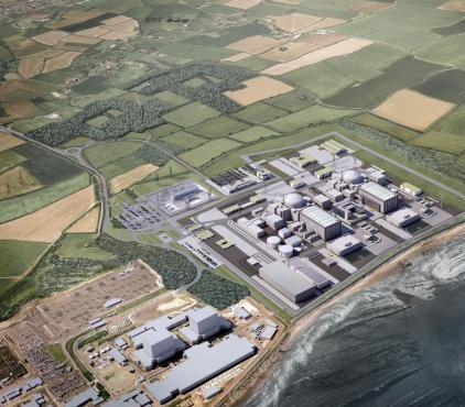 Kto wybuduje jednostkę przetwarzania odpadów reaktora Hinkley Point C?
