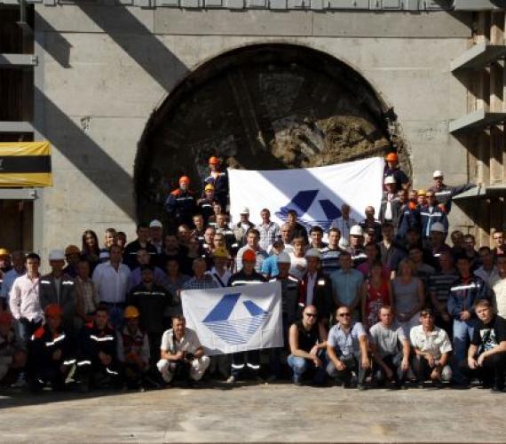 Zakończono drążenie dwóch tuneli w Rosji