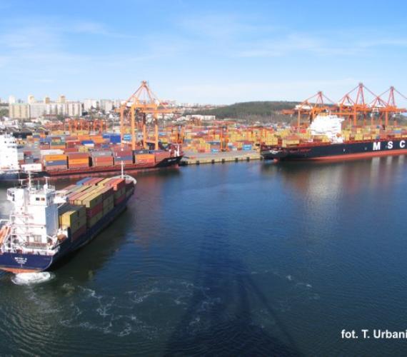Fot. T.Urbaniak / www.port.gdynia.pl