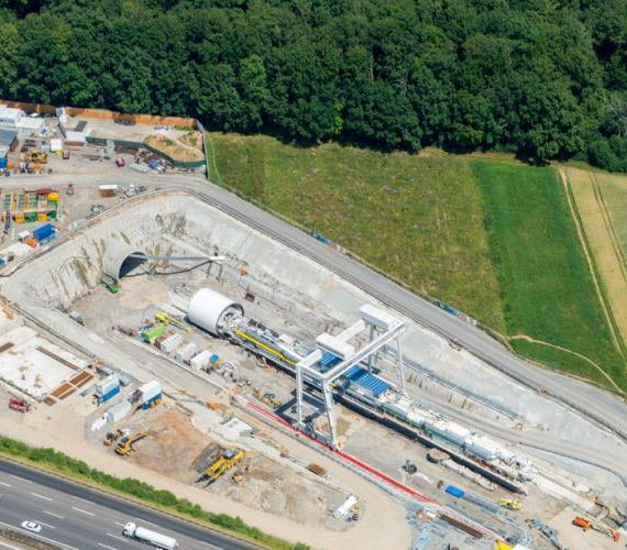 W Stuttgarcie powstanie blisko 10-kilometrowy tunel