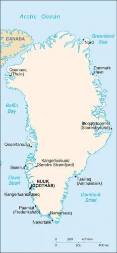 Dania zainteresowana ekspansją w Arktyce