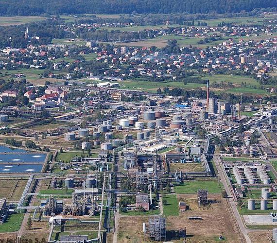 Fot. Rafineria Nafty Jedlicze