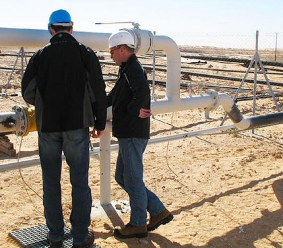 Serinus Energy: większa produkcja i porozumienie z Shell