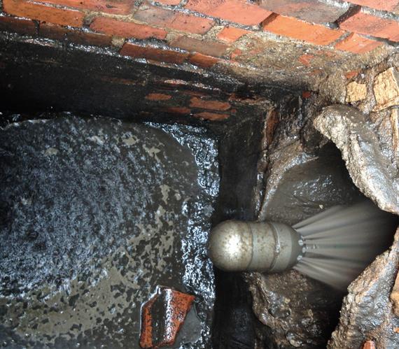 Renowacja kanalizacji na terenie miasta Wronki
