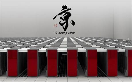 Lista 30 najwydajniejszych komputerów świata 2011
