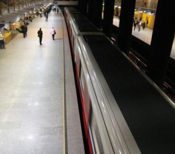 Metro w Warszawie. Fot. inzynieria.com