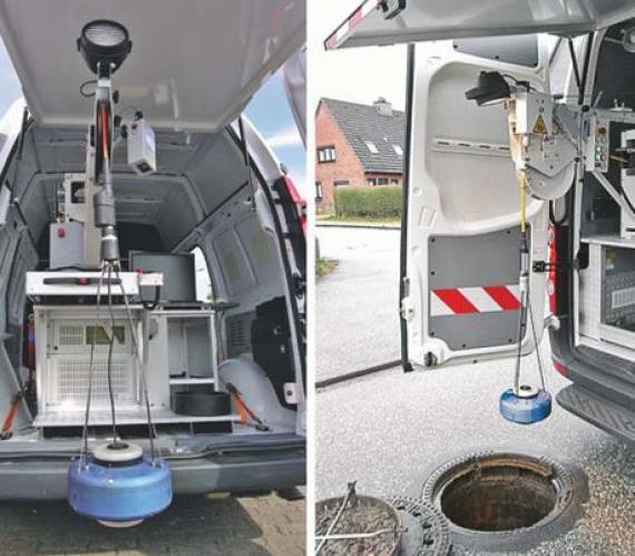 Telewizyjna inspekcja kanalizacji