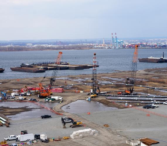 Rozbudowa magistrali gazowej New Jersey–Nowy Jork