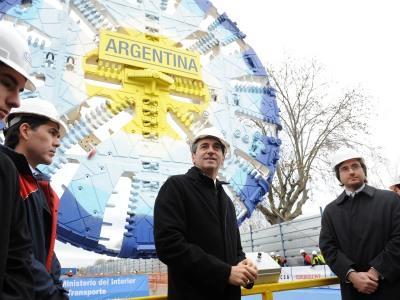 Argentyna zbuduje długi tunel kolejowy