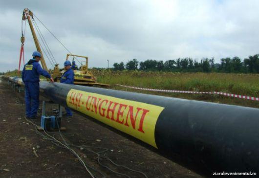 Gaz z Rumunii płynie do Mołdawii