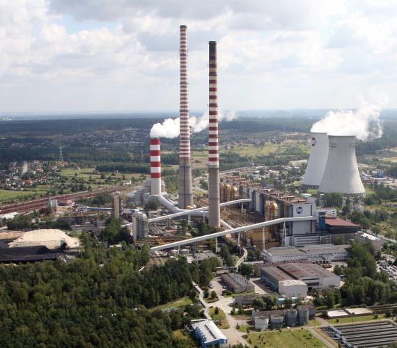 Elektrownia Rybnik / Fot. EDP Polska sp. z o.o.