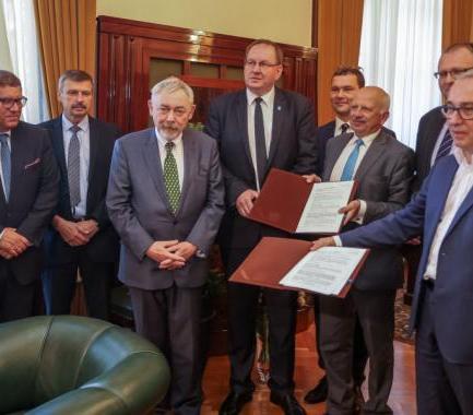 Skawina chce ograniczyć smog i będzie współpracować z Krakowem