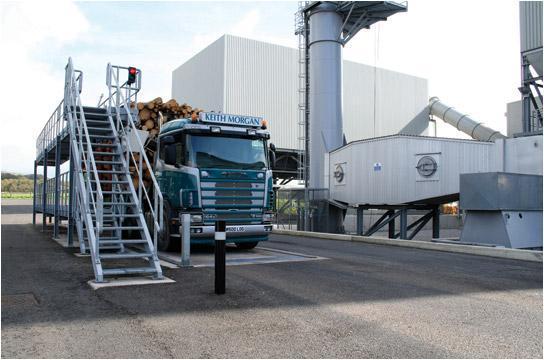 W Walii powstanie elektrownia na biomasę o mocy 40 MW