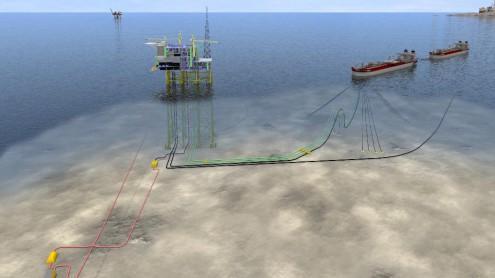 ABB położy kabel energetyczny na Morzu Północnym