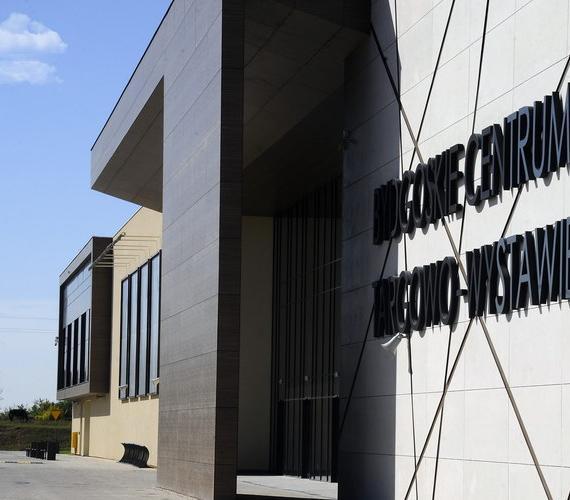 Bydgoskie Centrum Targowo-Wystawiennicze już gotowe