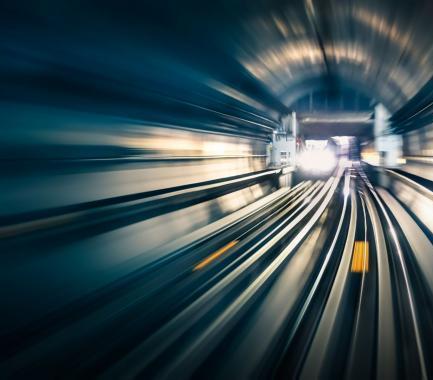 Kair: Pół miliona pasażerów dziennie pojedzie nową linią kolejową