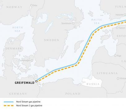 Nord Stream 2: umowy finansowe Gazpromu z 5 spółkami