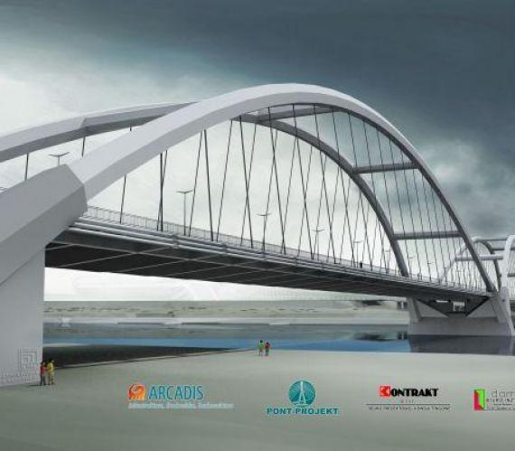 Wizualizacja udostępniona przez Miejski Zarząd Dróg w Toruniu